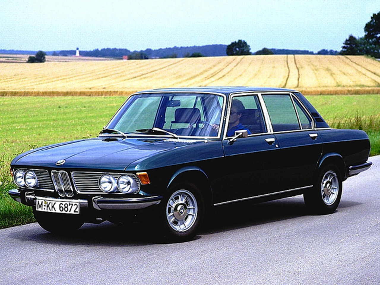 BMW 2500 (E3) | Flickr - Photo Sharing!