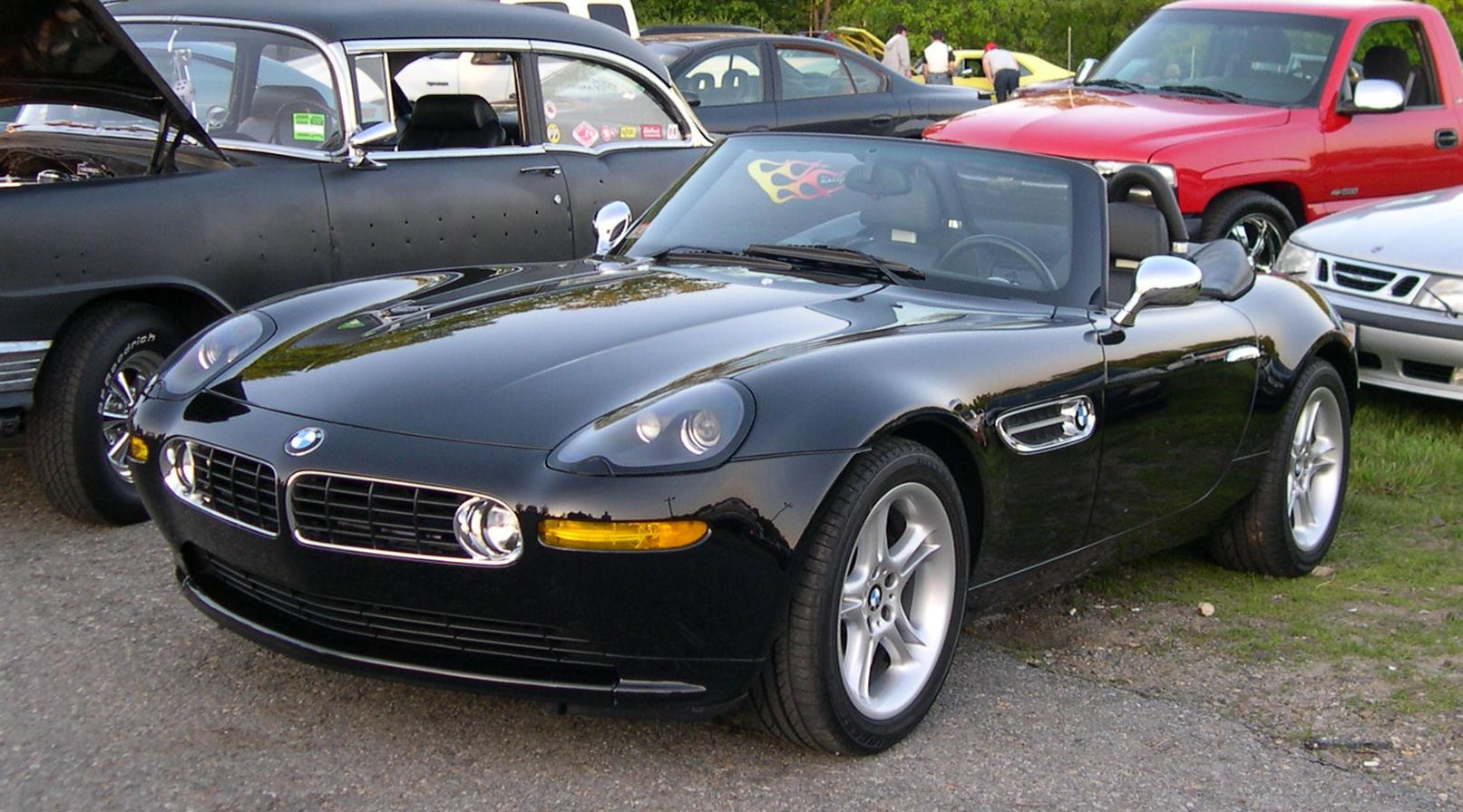 File:BMW Z8.jpg - Wikimedia Commons