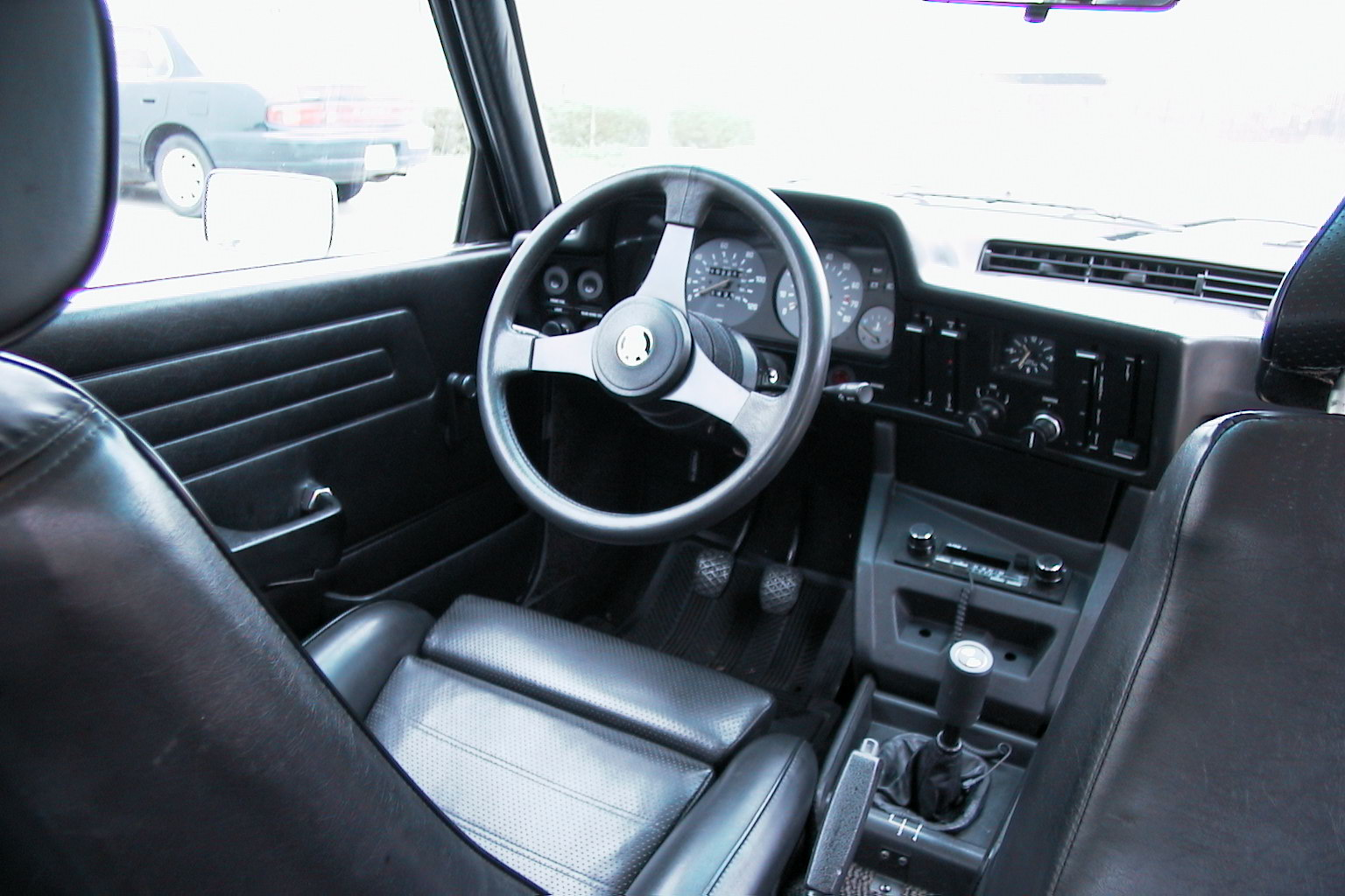 1977 bmw 320i interior | Flickr - Photo Sharing!