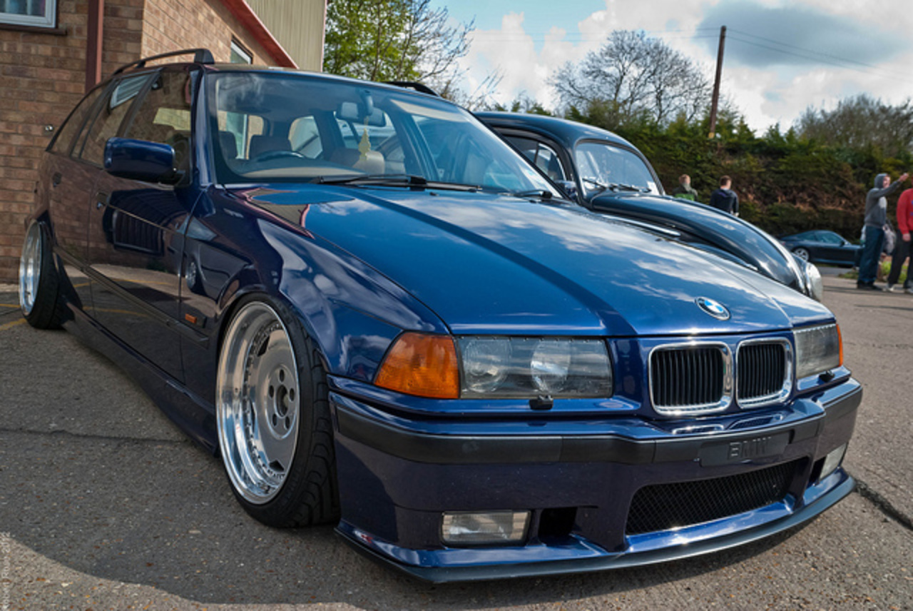 Stanceworks meet 15th April - BMW 3 series touring | Flickr ...
