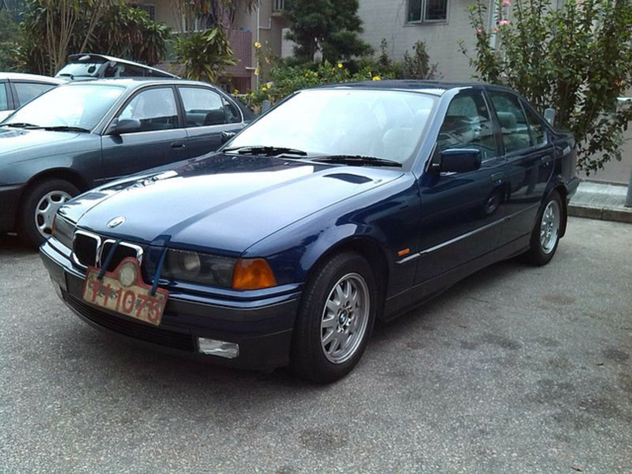 25-3-2013 1997 BMW 318 IA | Flickr - Photo Sharing!