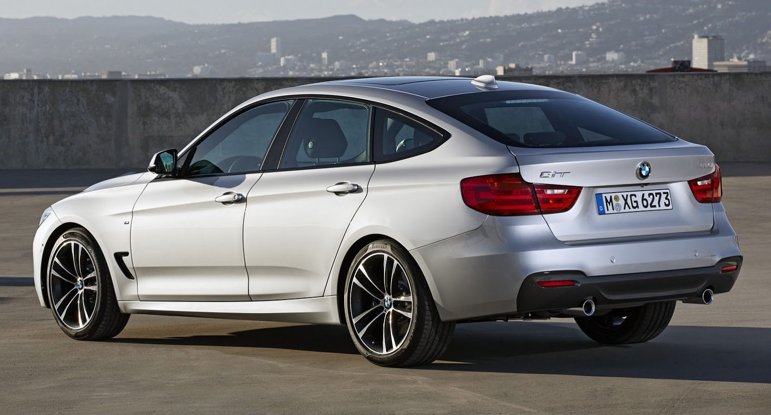 BMW 3 Series GT Revealed, On Sale In Australia From Late 2013 ...