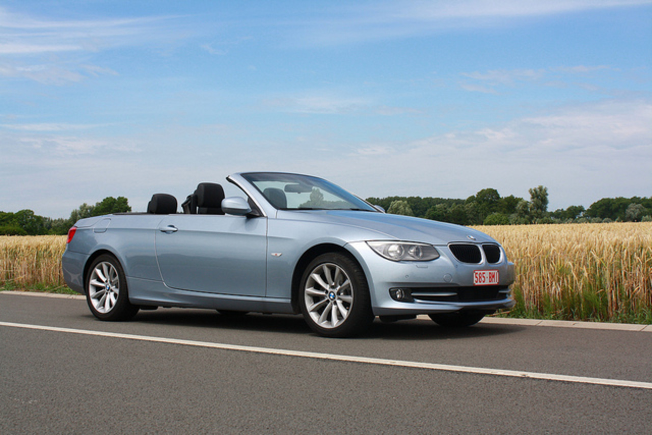 BMW 320d Cabrio | Flickr - Photo Sharing!