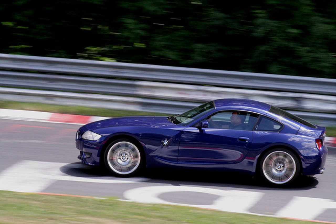 BMW Z4 M Coupe | Flickr - Photo Sharing!