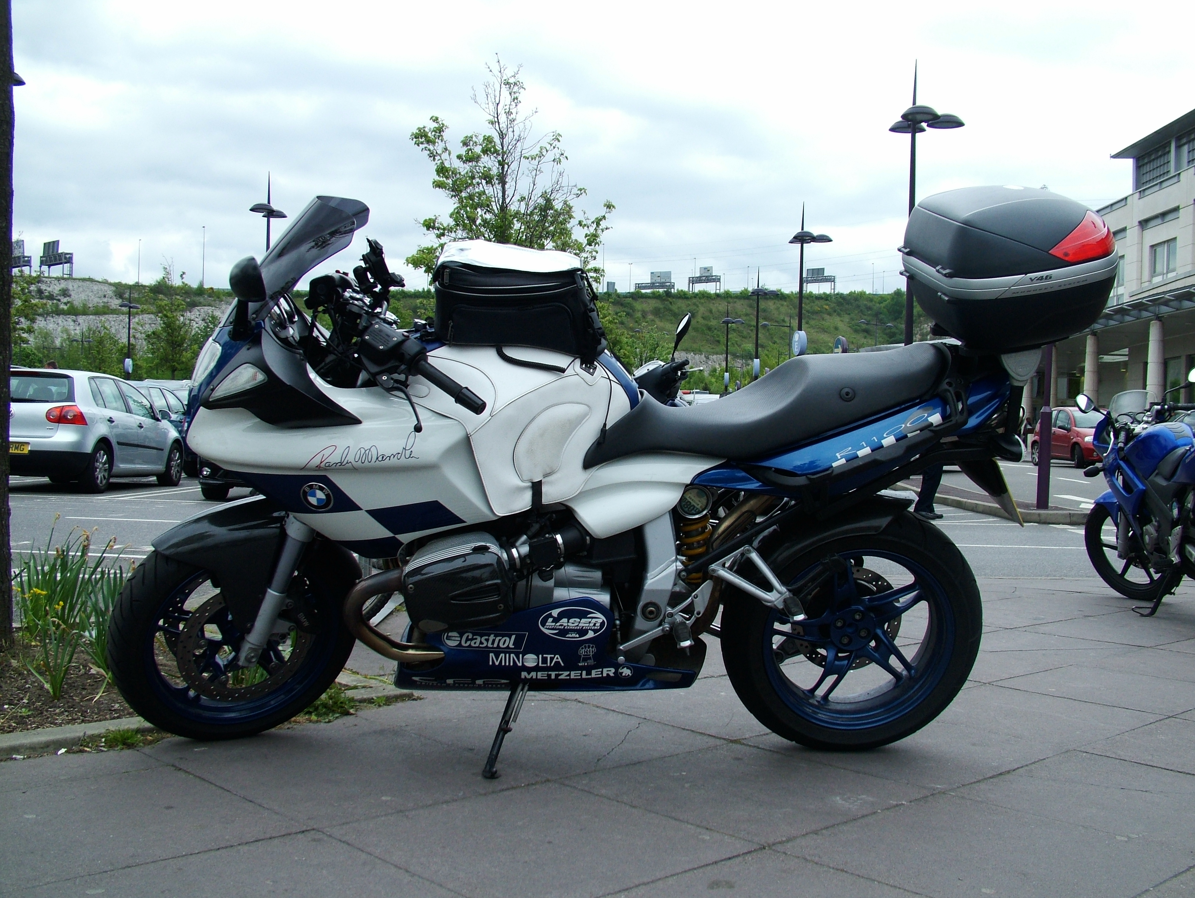 BMW R1100s | Flickr - Photo Sharing!