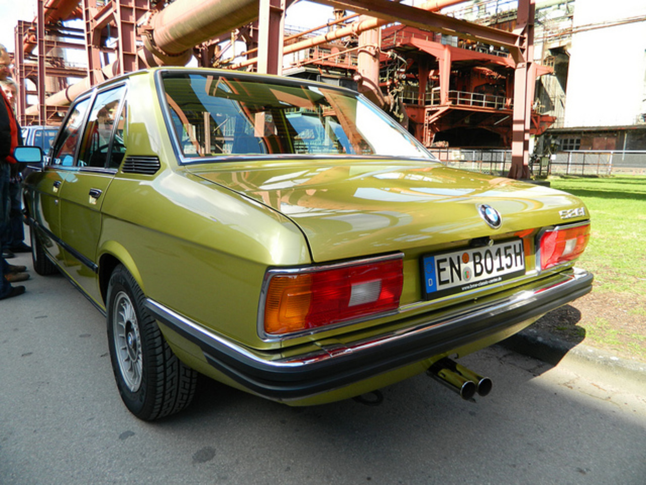 BMW 526i | Flickr - Photo Sharing!
