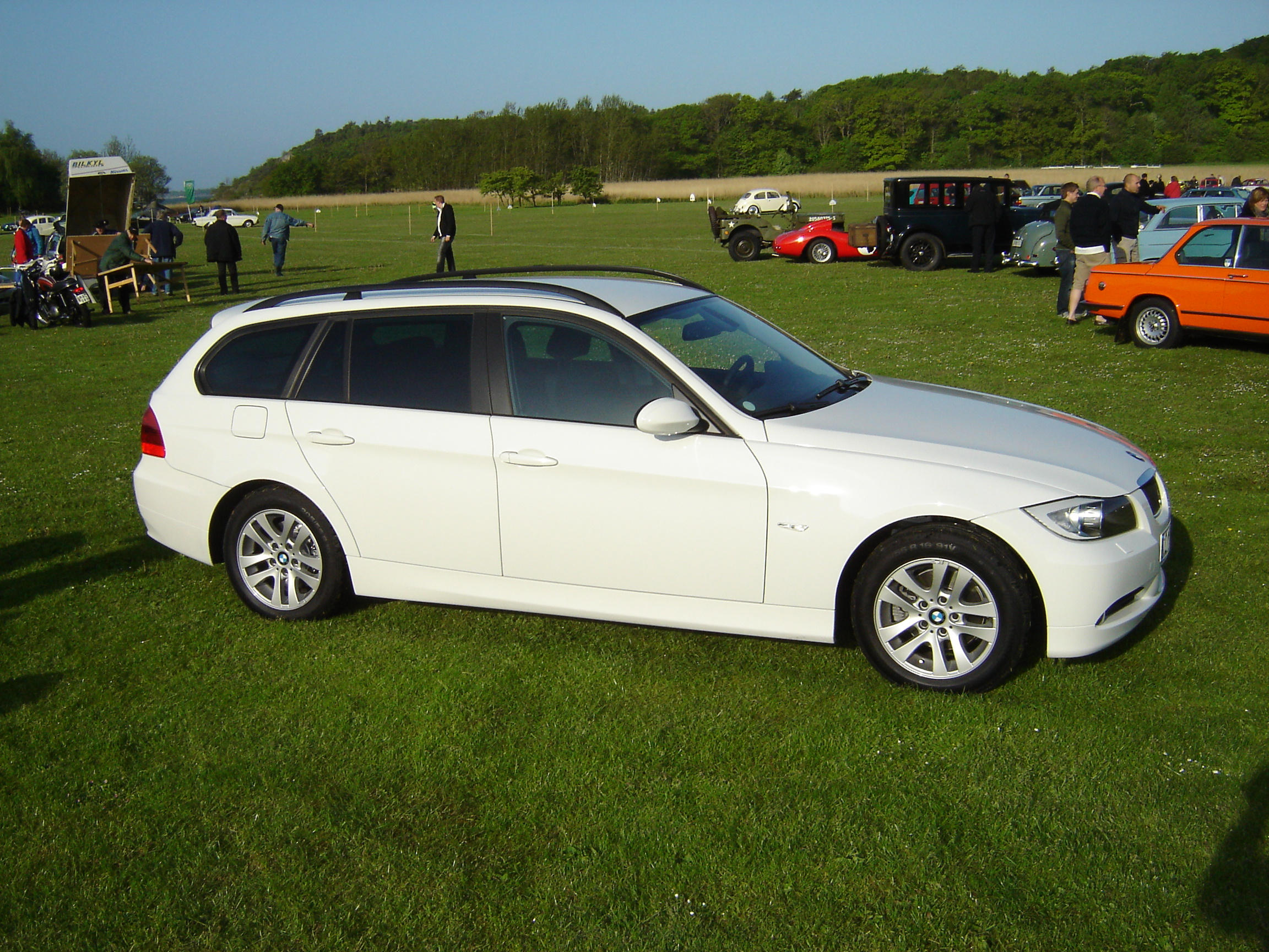 BMW 320i Touring | Flickr - Photo Sharing!
