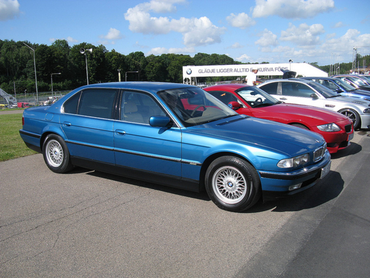 BMW 750iL Individual E38 | Flickr - Photo Sharing!