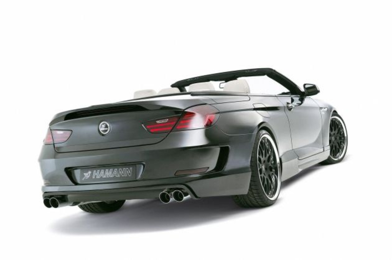 BMW 6 Series Cabriolet by HAMANN | Flickr - Photo Sharing!
