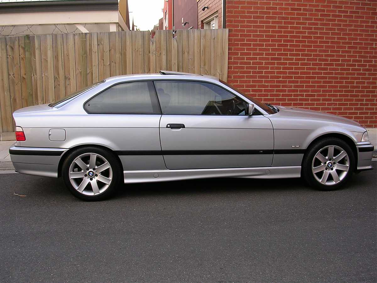 For Sale BMW 318is 1998 E36 - DTMPower BMW Forum