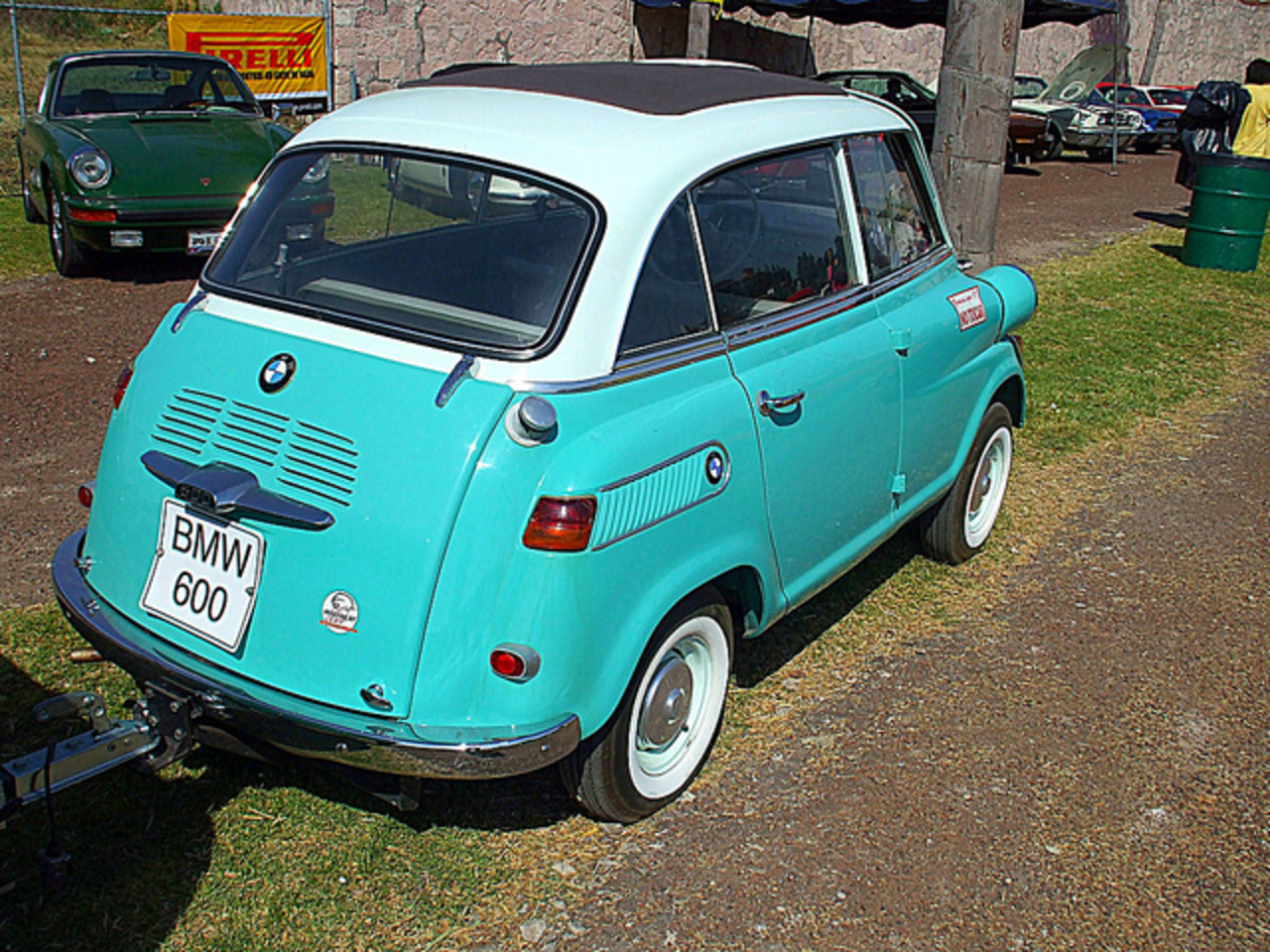 BMW Isetta 600 Limo | Flickr - Photo Sharing!