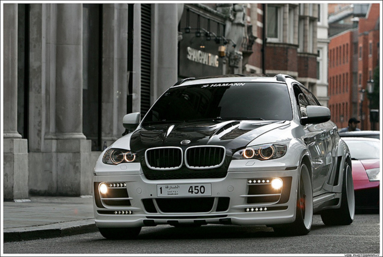 BMW X6 Hamann Tycoon E71 | Flickr - Photo Sharing!