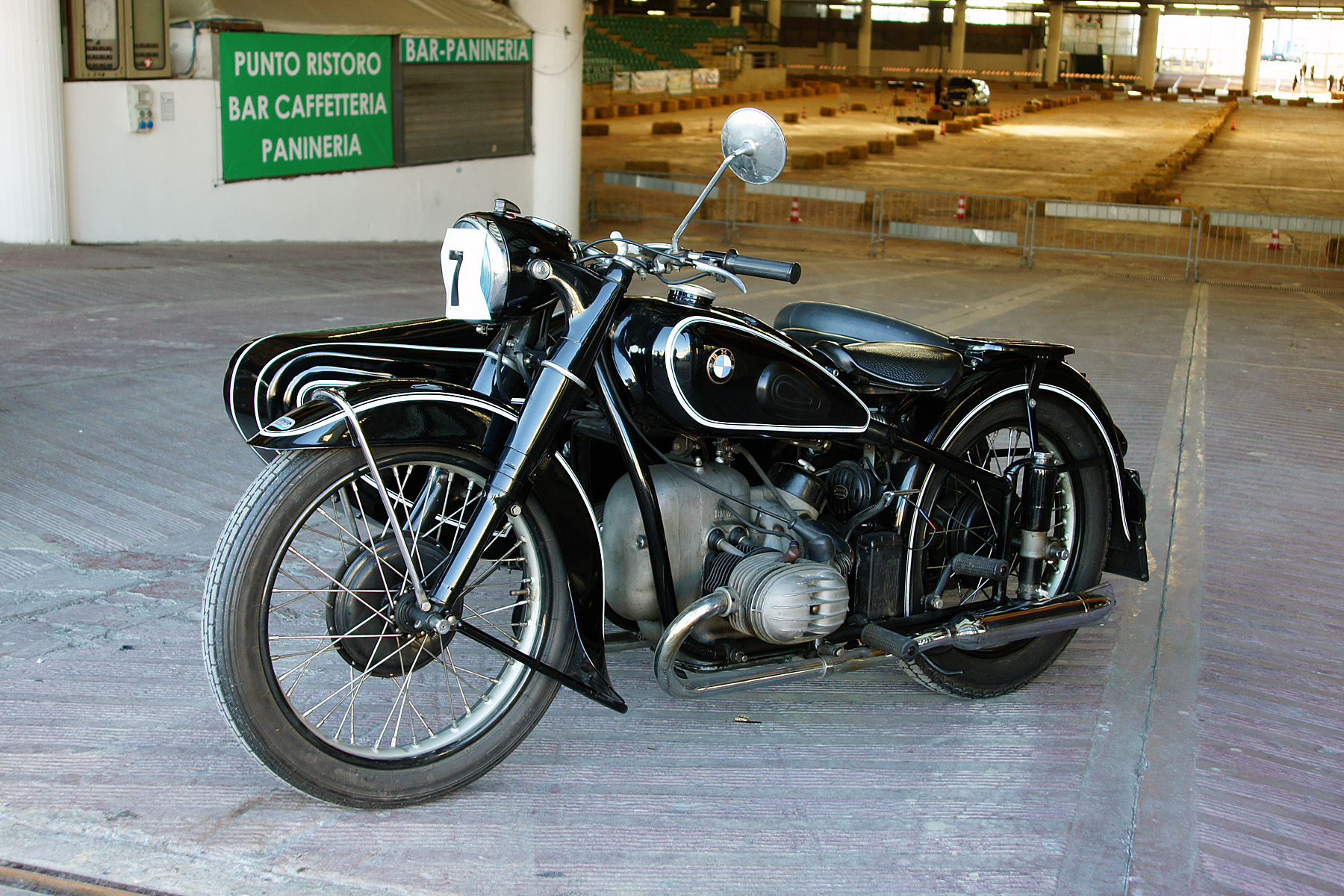 BMW R67 Side 600 - 1951 | Flickr - Photo Sharing!