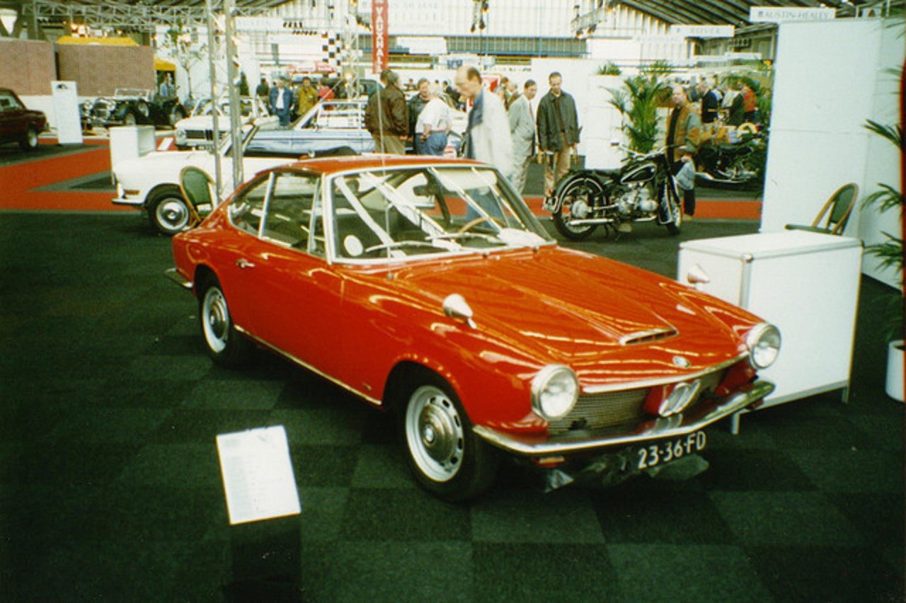 1968 BMW 1600 GT | Flickr - Photo Sharing!