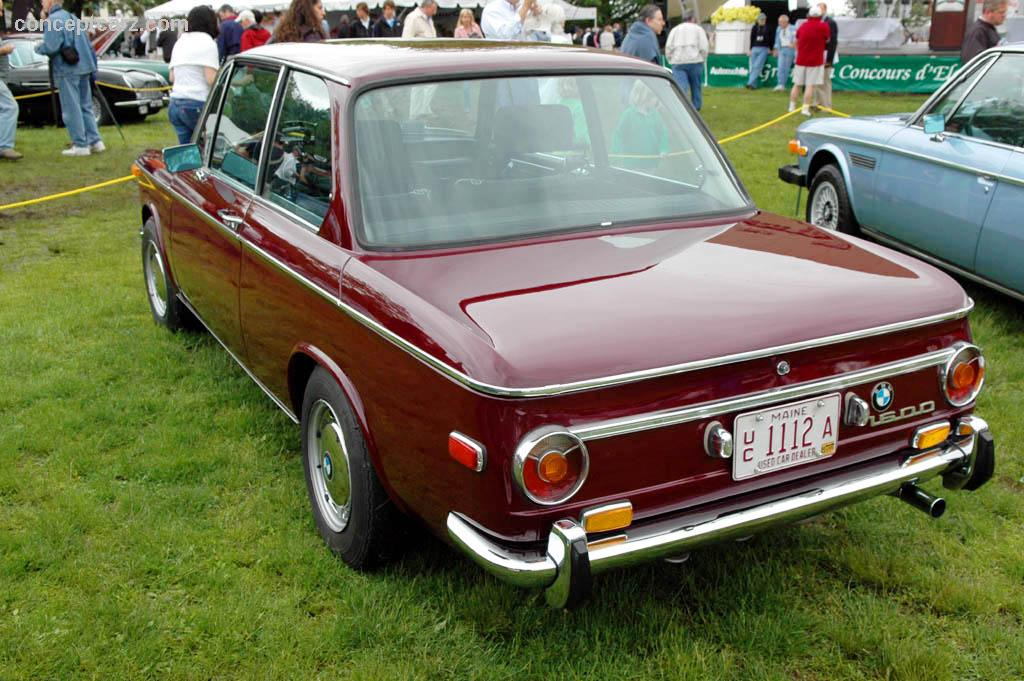 1969 BMW 1600 Images. Photo: 69_BMW_1600_BY_06_GW_04.