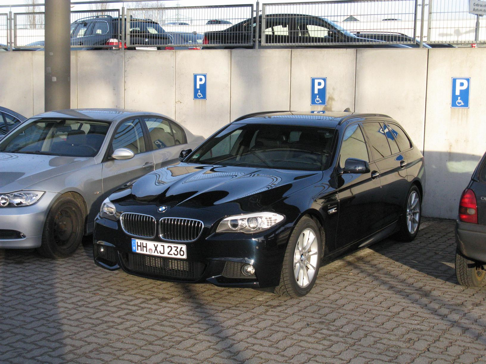 BMW 5 Series Touring M Sport F11 | Flickr - Photo Sharing!