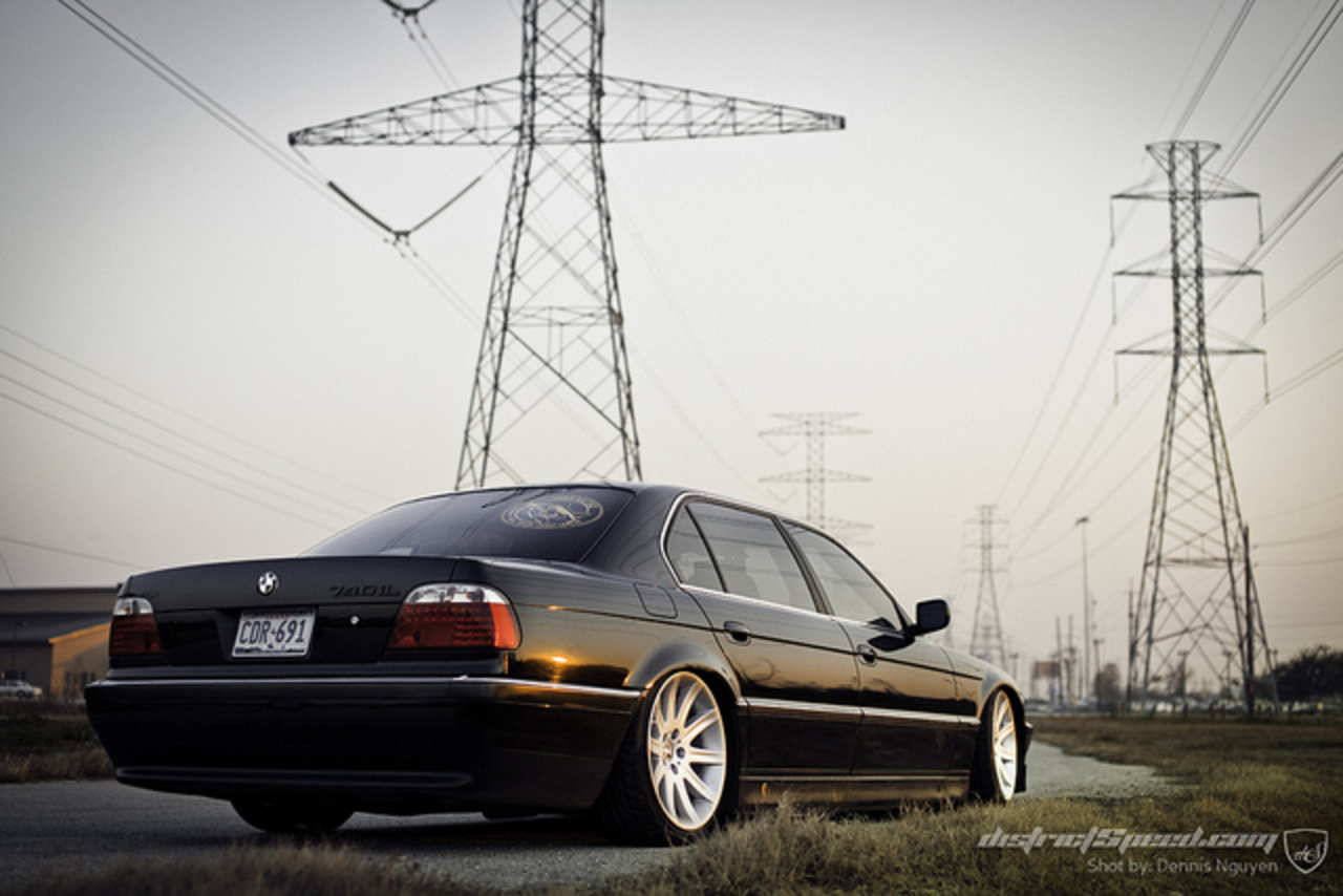 Randy's Classy BMW 740il | Flickr - Photo Sharing!