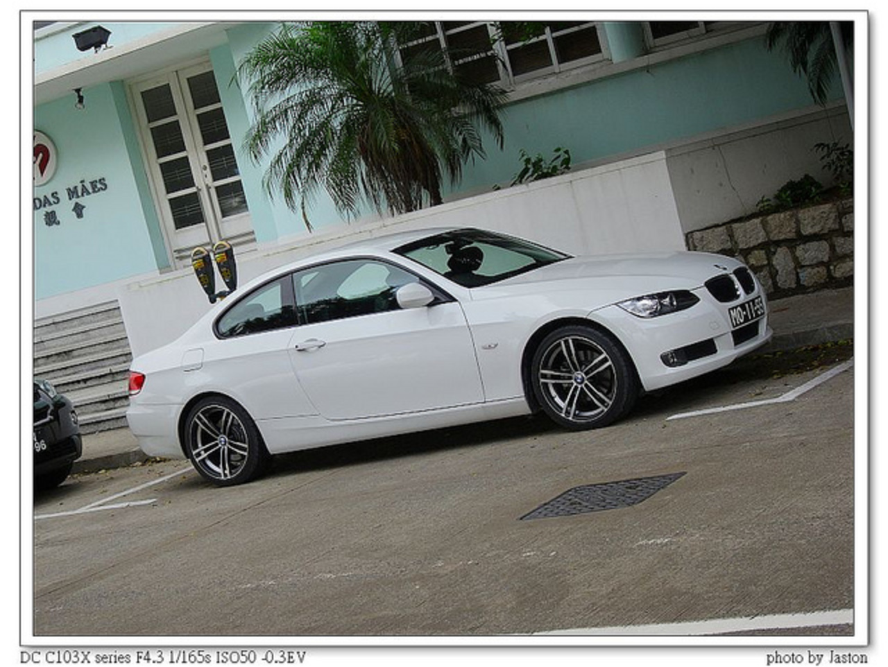B.M.W. 320I COUPE | Flickr - Photo Sharing!
