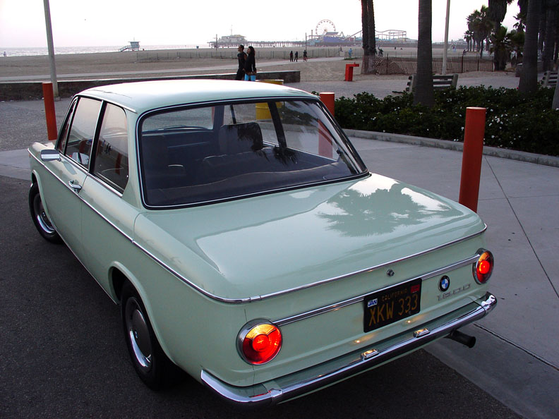 1968 BMW 1600 | Flickr - Photo Sharing!