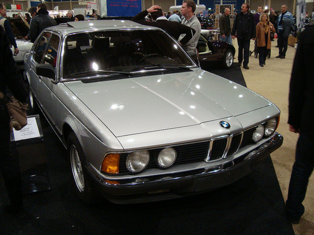 1984 BMW 732i | Flickr - Photo Sharing!