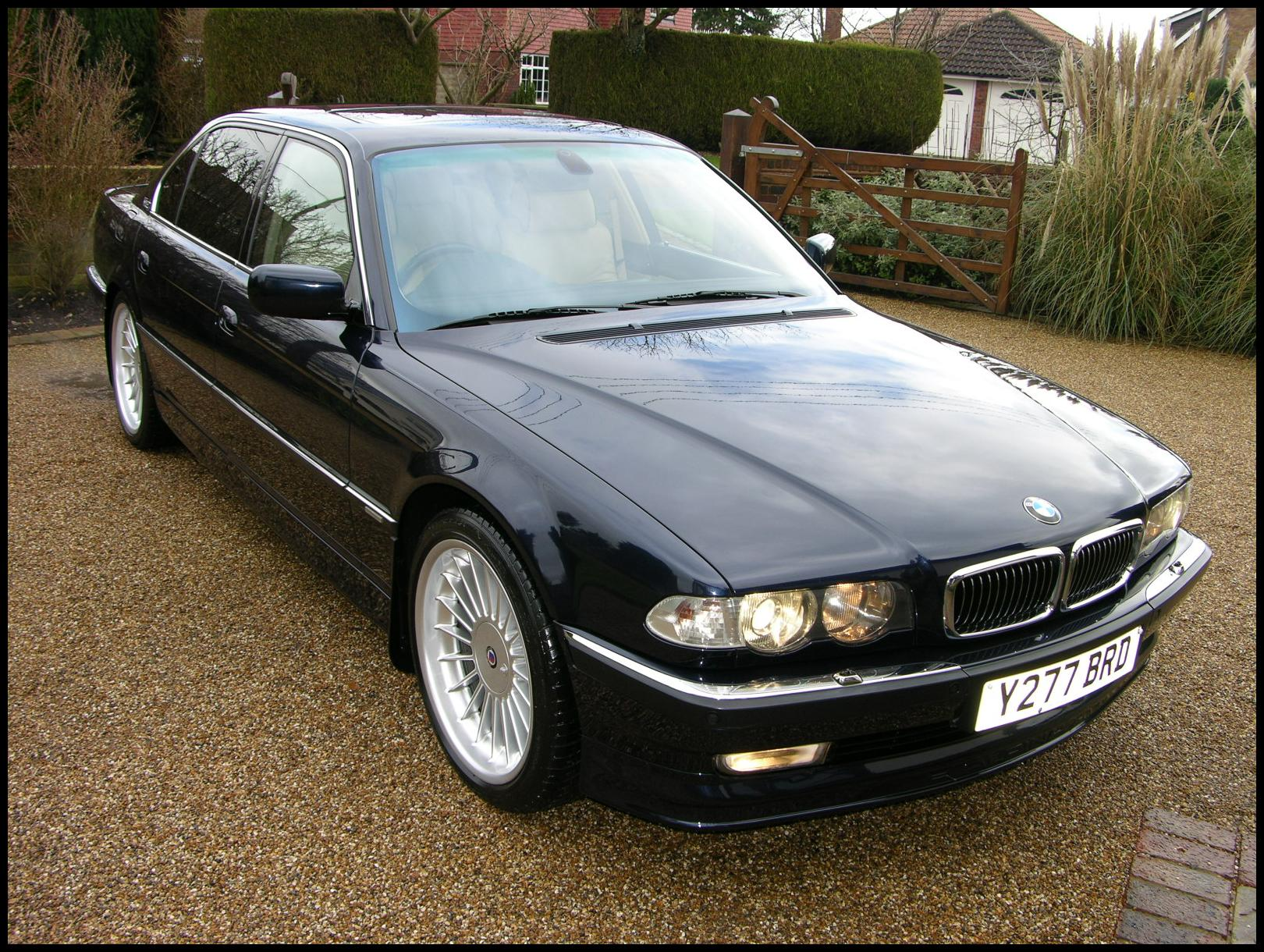 BMW 750iL | Flickr - Photo Sharing!