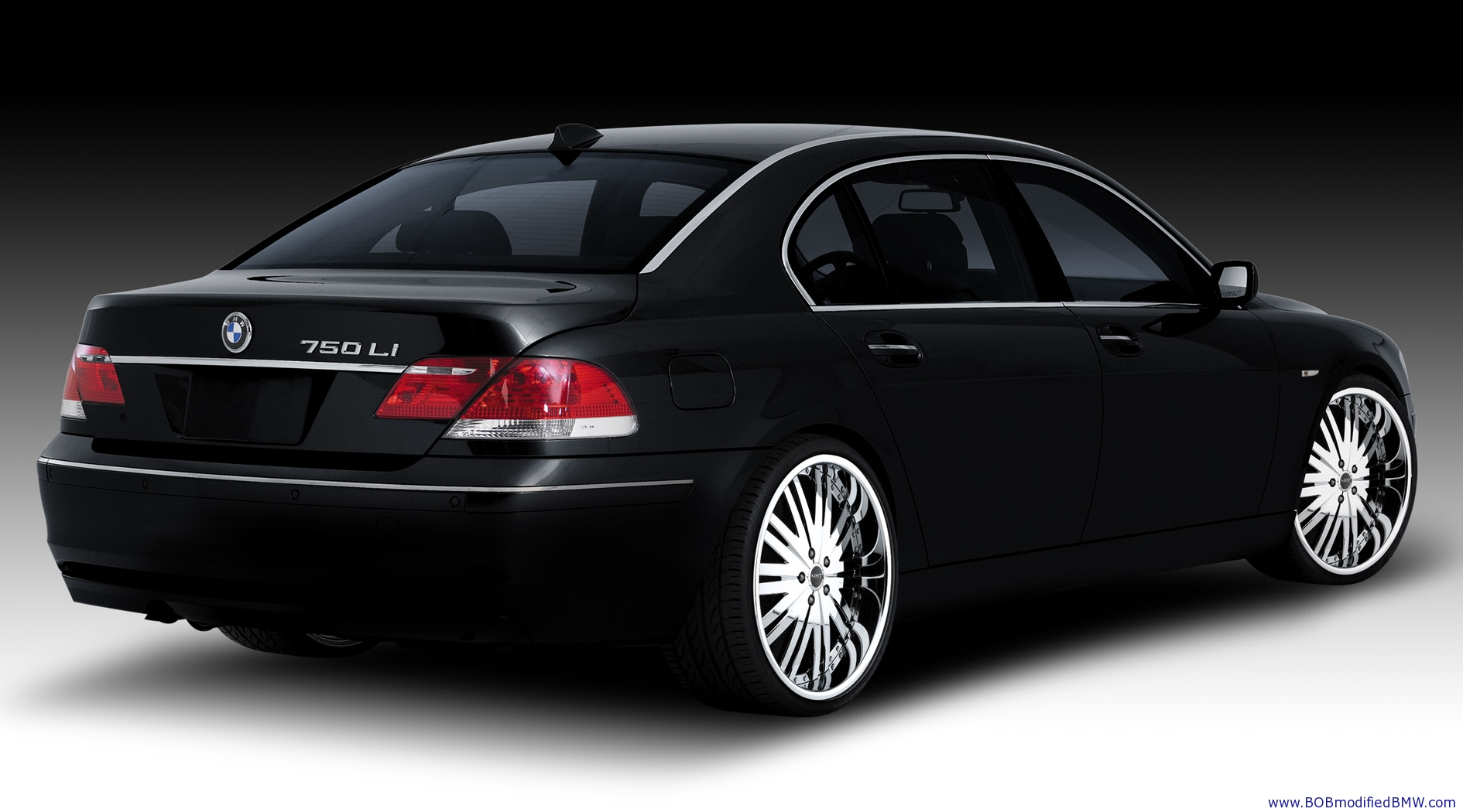 Bmw 750. Best photos and information of model.