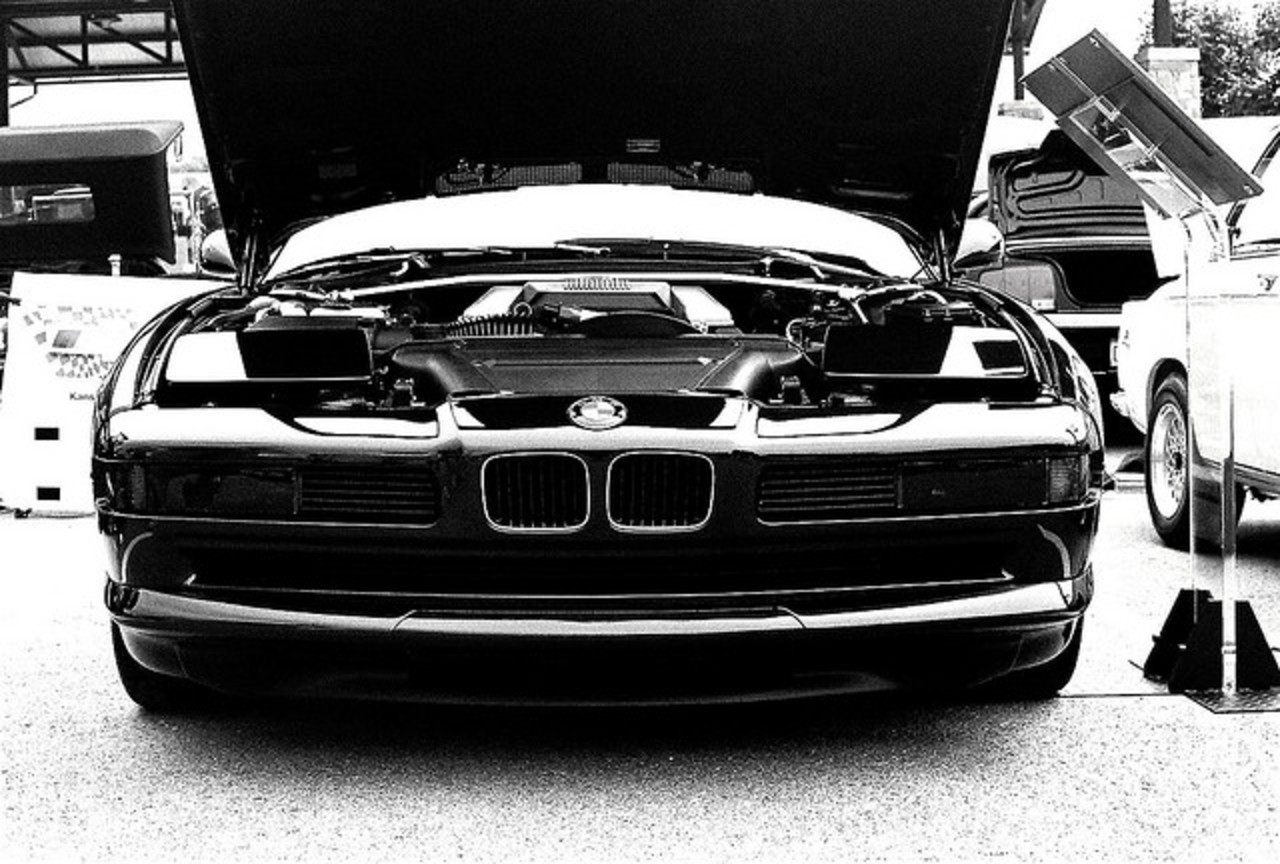 BMW 850 | Flickr - Photo Sharing!