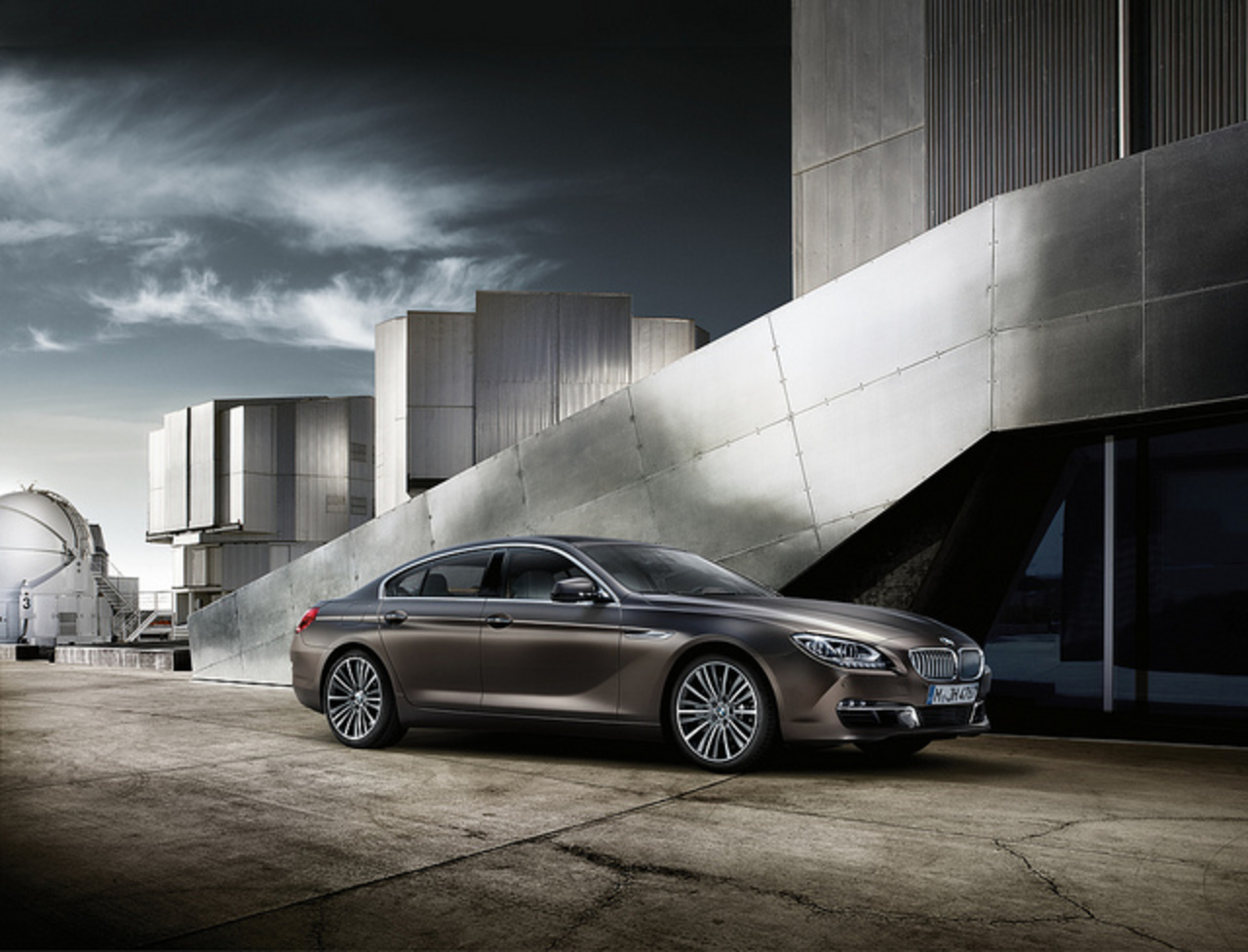 BMW's 6 Series Gran Coupé and the Paranal Observatory | Flickr ...