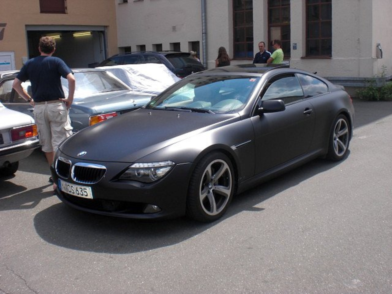 MATT BMW 6 SERIES | Flickr - Photo Sharing!