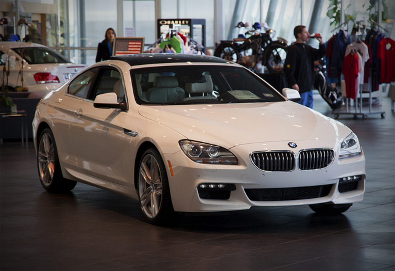 2012 BMW 650i at Classic BMW of Plano, TX | Flickr - Photo Sharing!