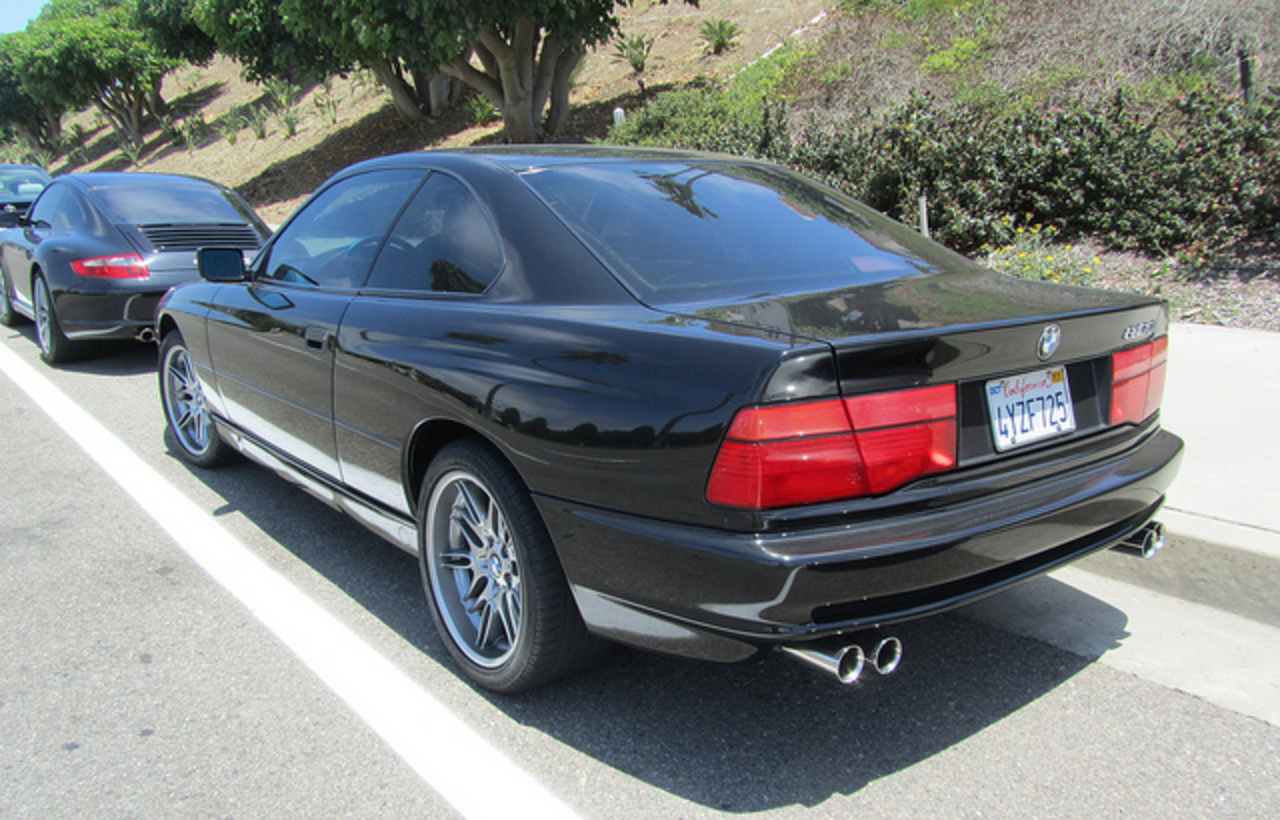 BMW 840i - (1990 - 1994) | Flickr - Photo Sharing!