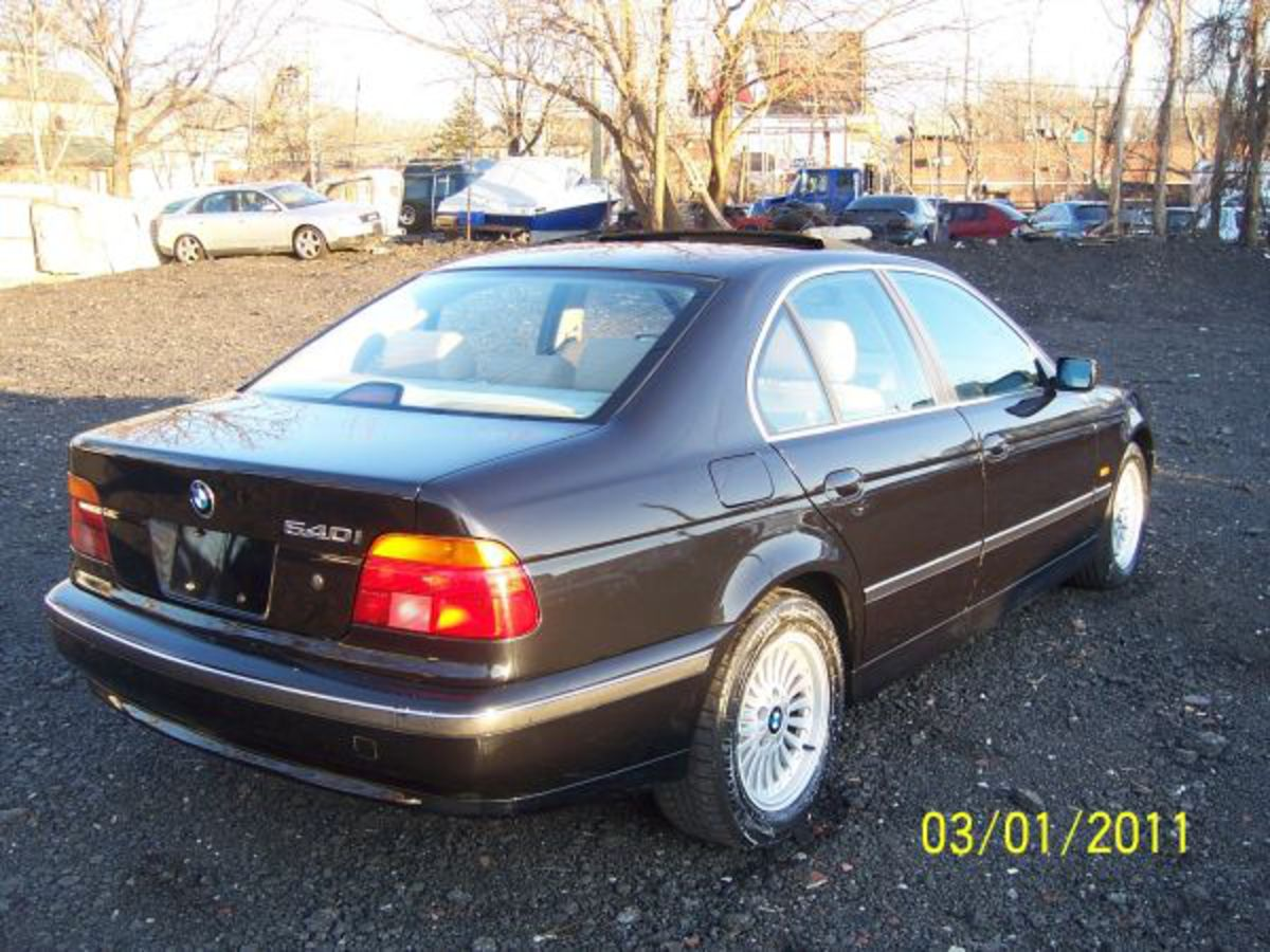 1999 BMW 540I sold on fyiAuto.com in Vin---Wbadn6331xgm61816 ...