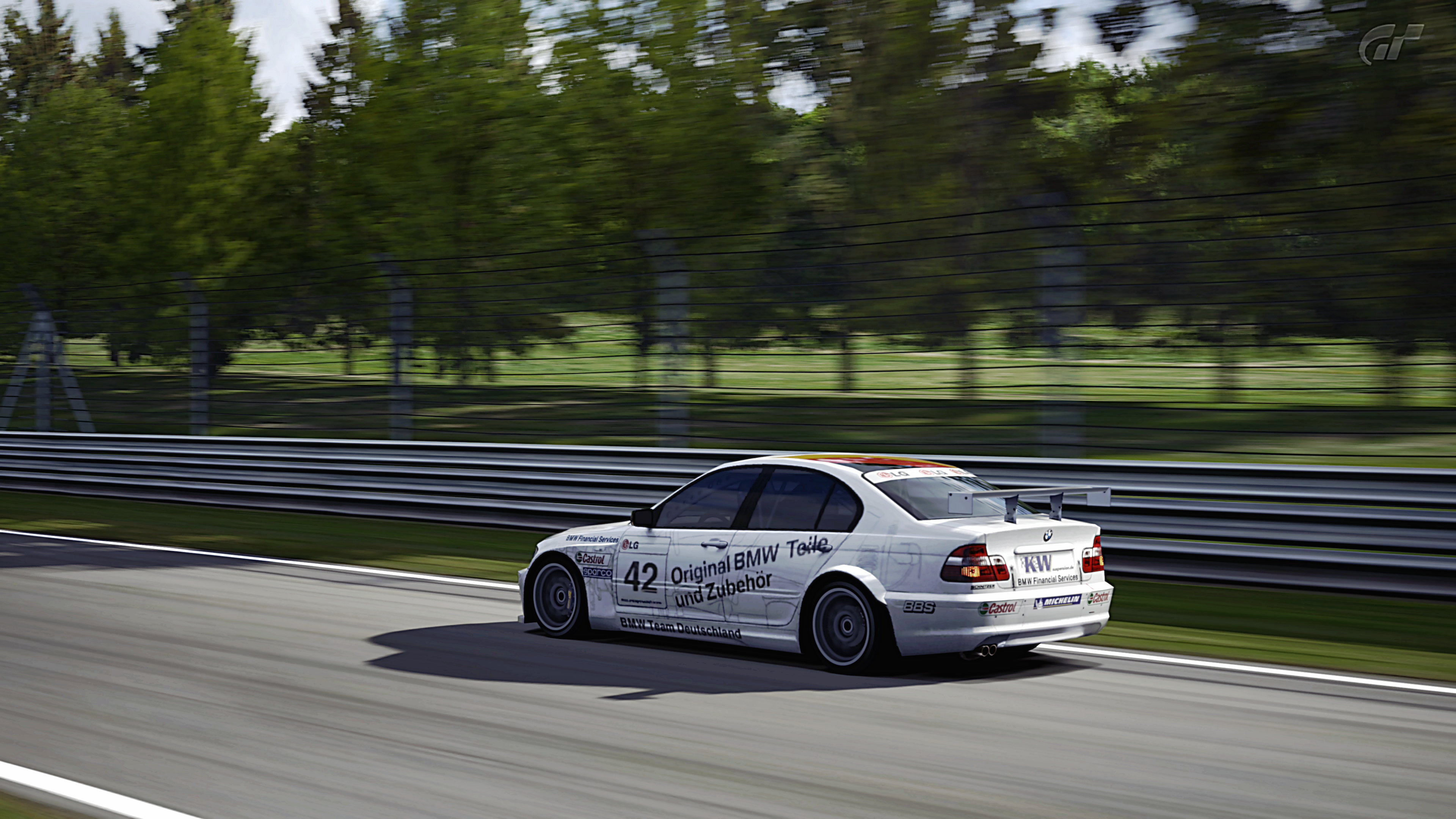BMW 320i Touring Car | Flickr - Photo Sharing!