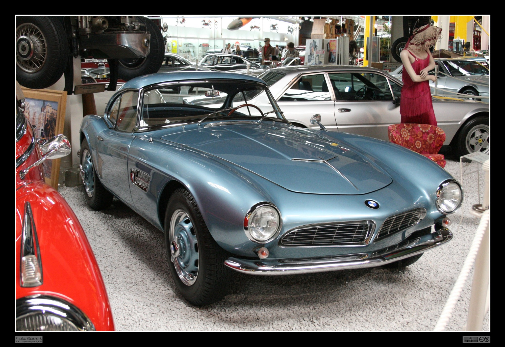 1956 BMW 507 | Flickr - Photo Sharing!