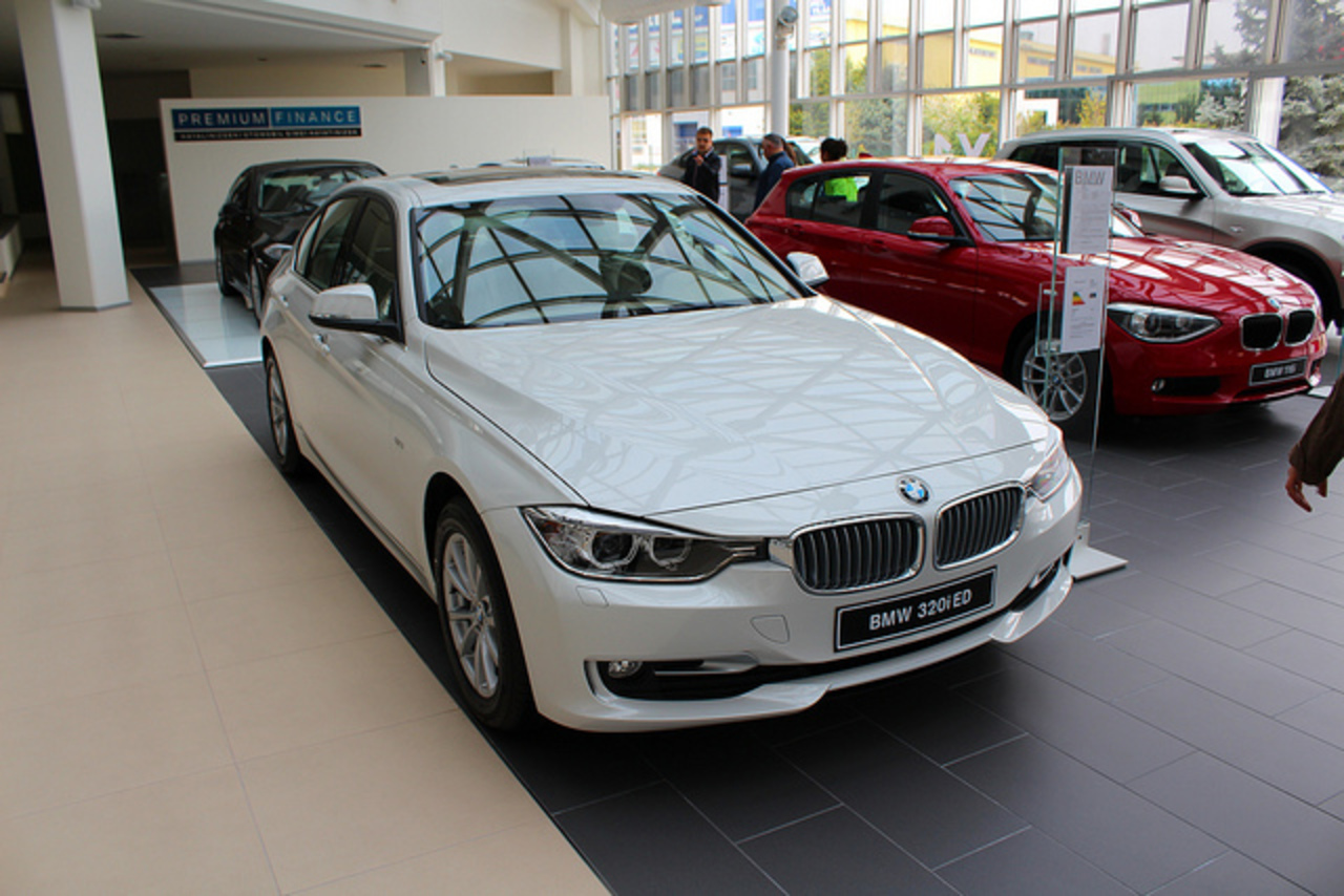 bmw 320i ed | Flickr - Photo Sharing!