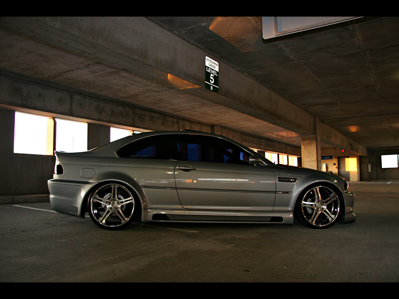 2003 BMW 325Ci Europrojektz OSS - Side - 1280x960 - Wallpaper