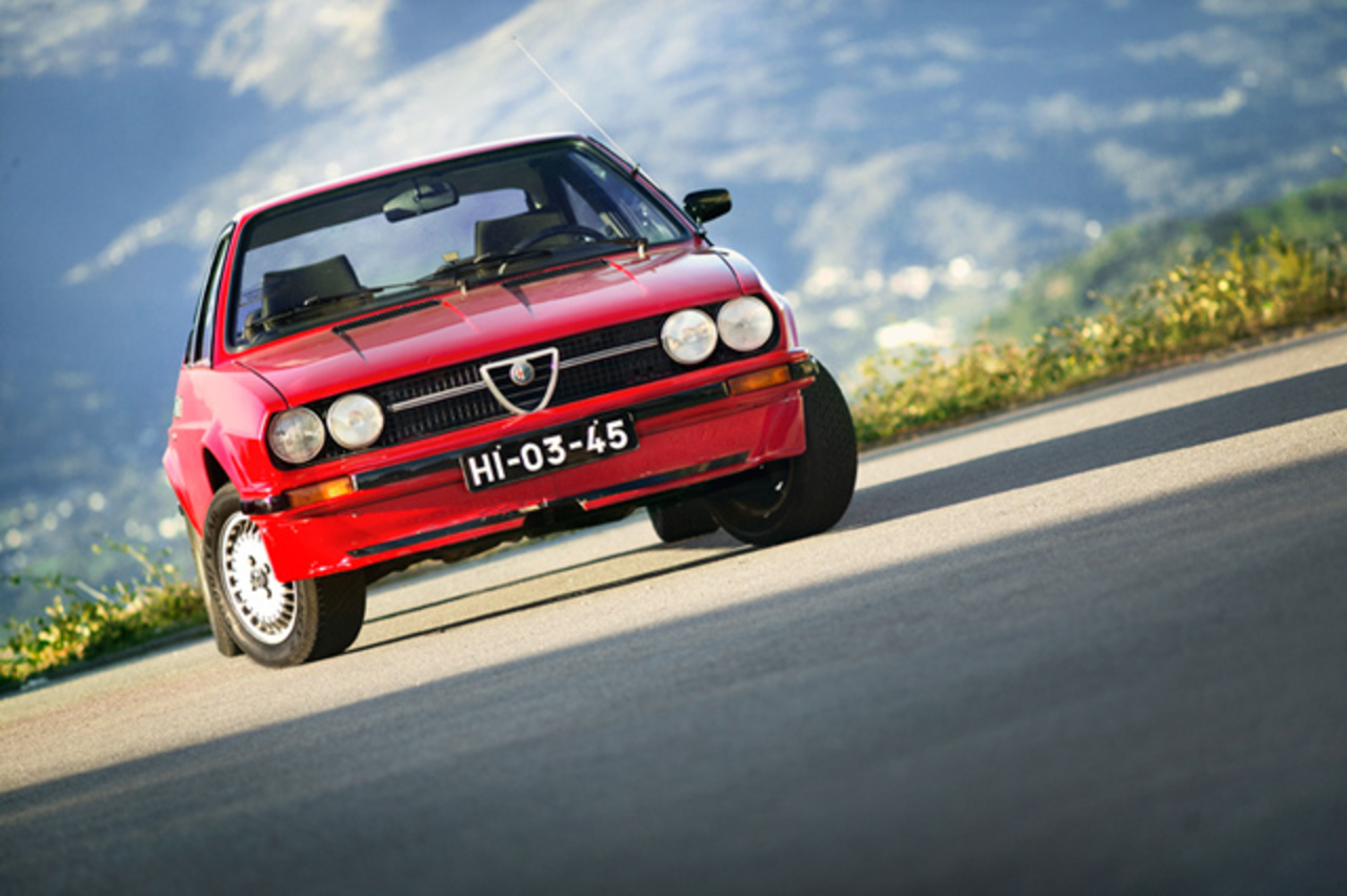 Alfa Romeo Alfasud Sprint Veloce 1.5 | Flickr - Photo Sharing!