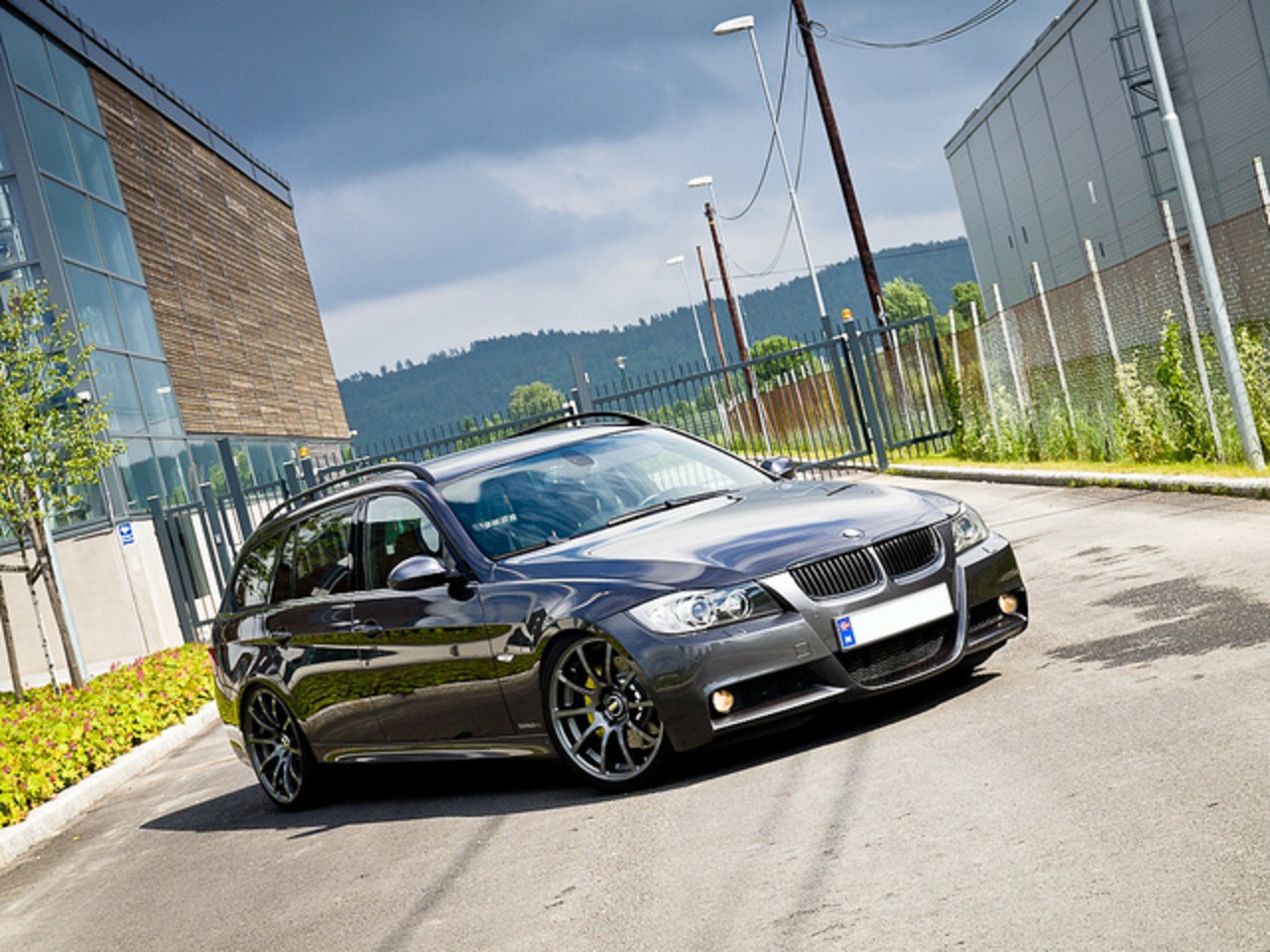 BMW 325D E91 | Flickr - Photo Sharing!