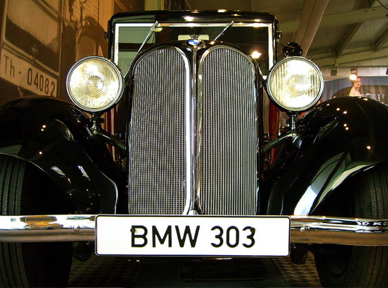 1933 BMW 303 Limousine | Flickr - Photo Sharing!