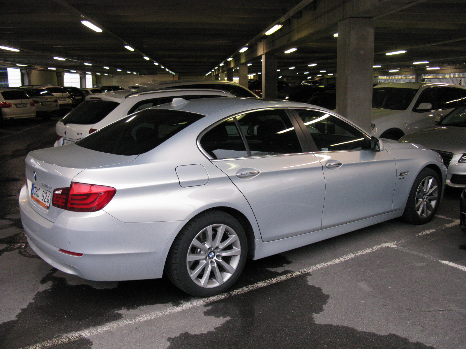 BMW 530d F10 | Flickr - Photo Sharing!