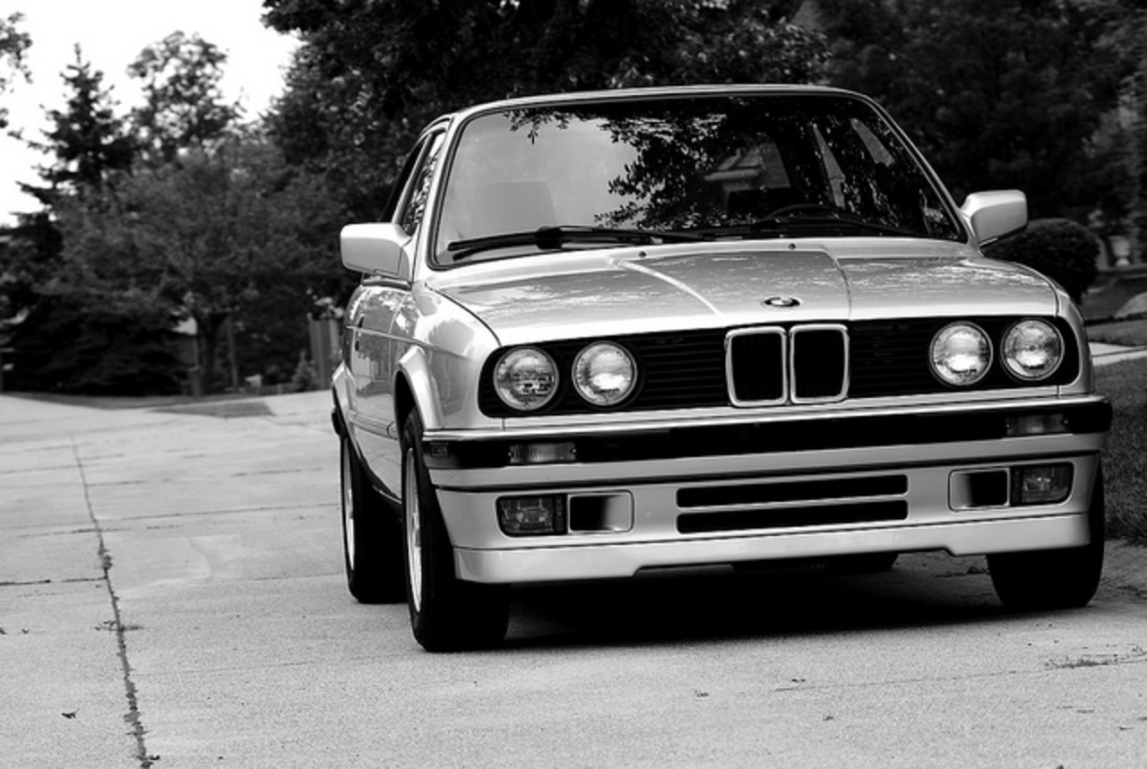 1991 BMW 318is | Flickr - Photo Sharing!