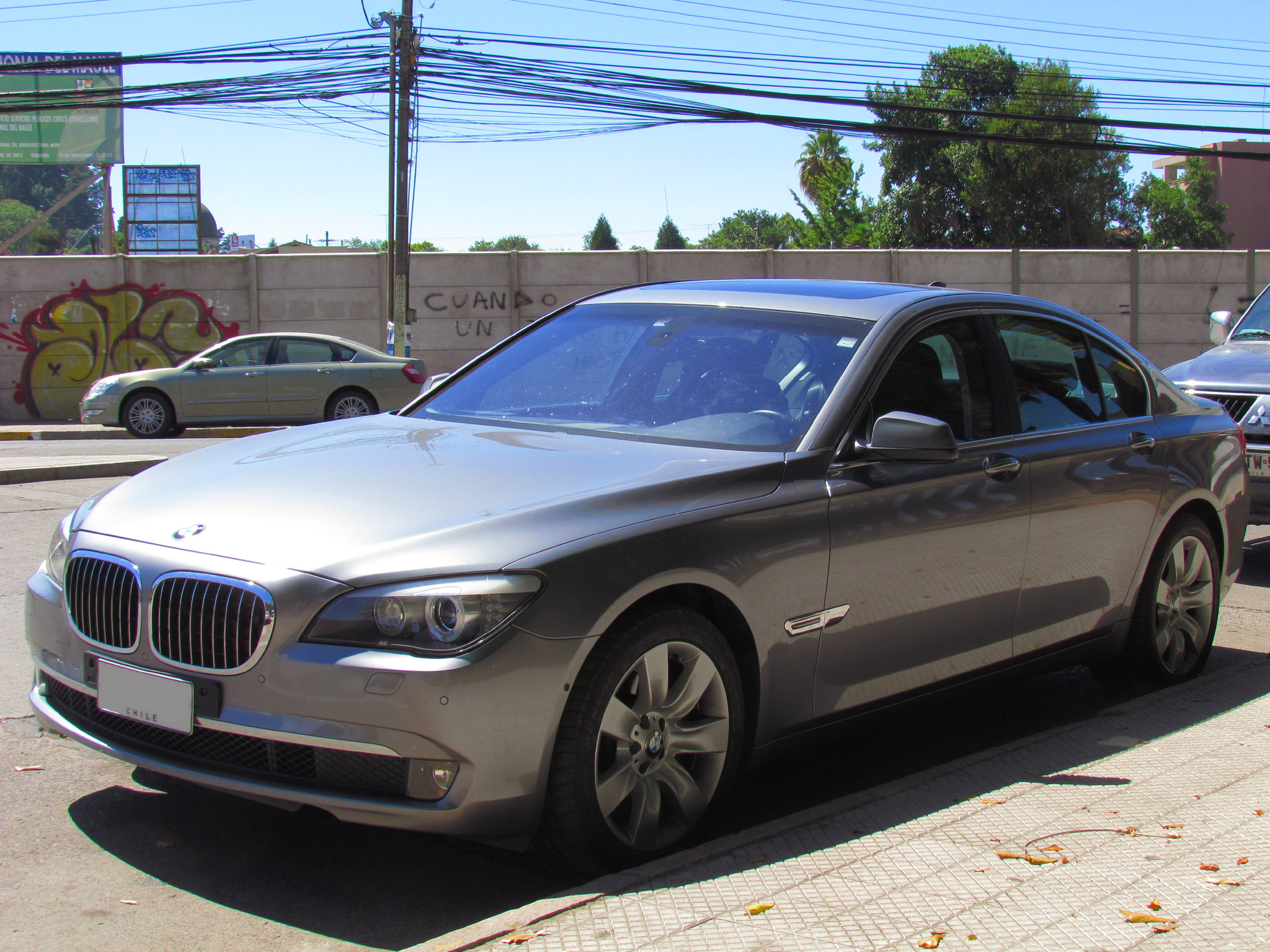 BMW 750i 2012 | Flickr - Photo Sharing!