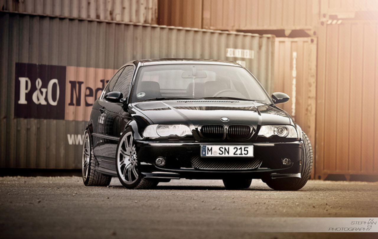 BMW 328ci Coupe E46 M67 19"