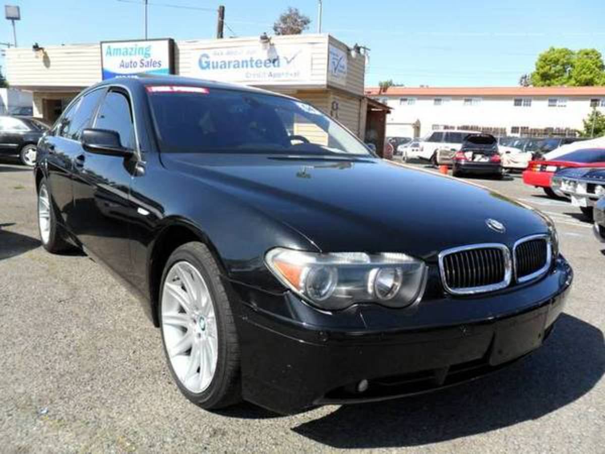 2003 BMW 745I sold on fyiAuto.com in Madera | 95204 - BMW The ...
