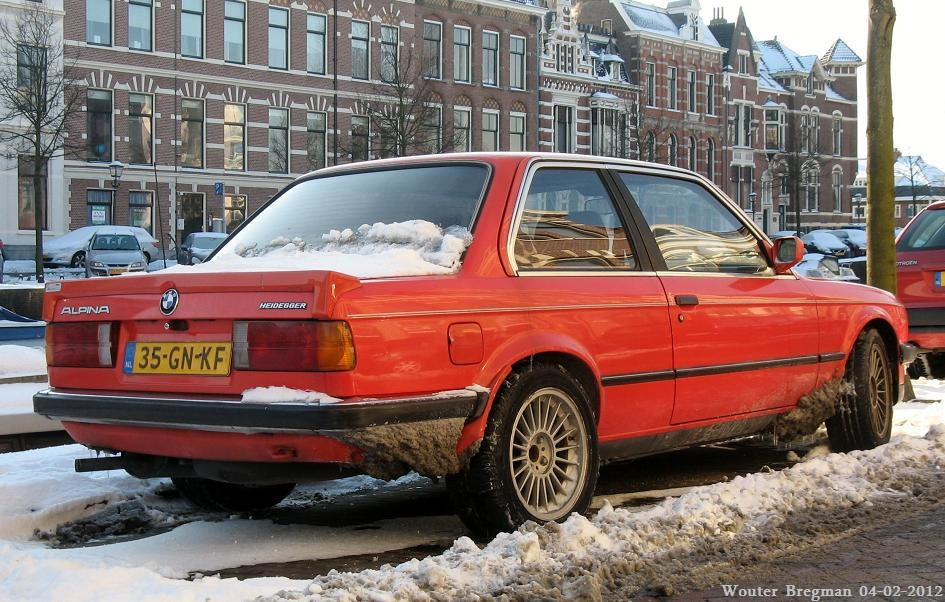 BMW 320i Alpina Heidegger 1987 | Flickr - Photo Sharing!