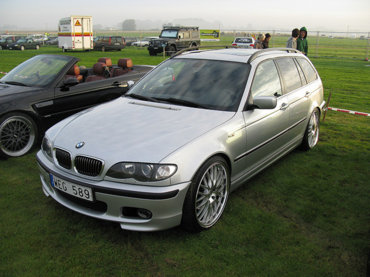BMW 320i Touring M Sport E46 | Flickr - Photo Sharing!