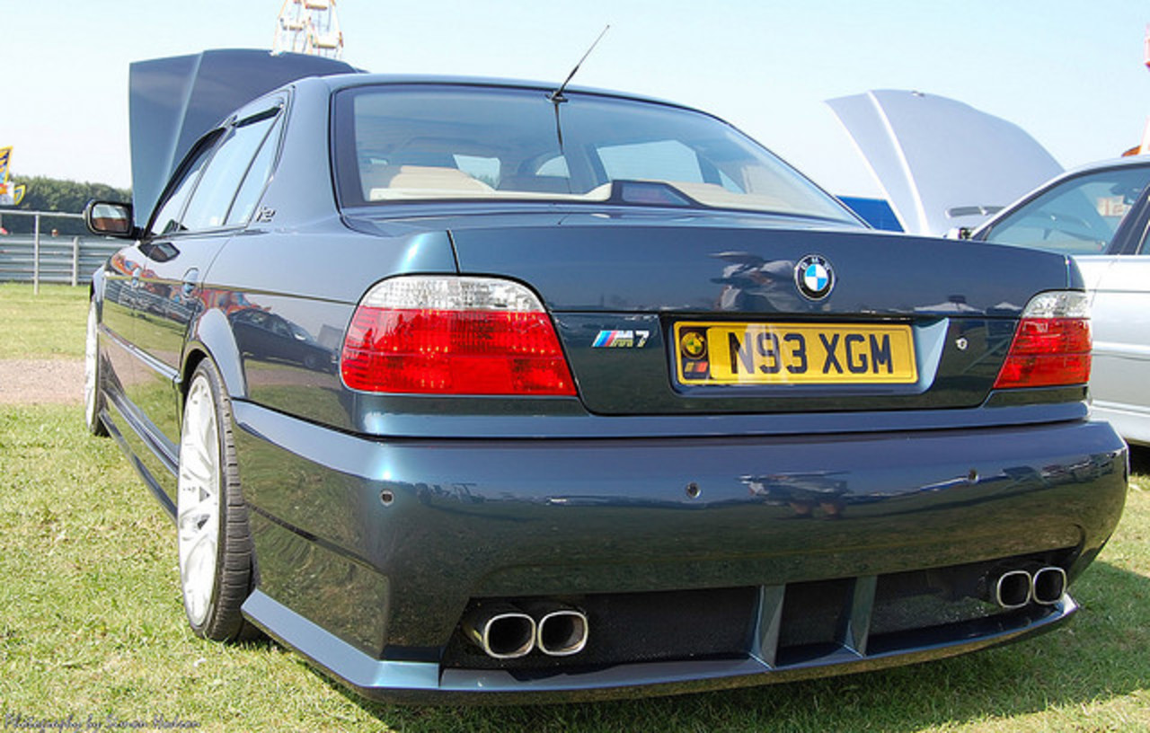 Silverstone Classic 2008 - BMW M7 | Flickr - Photo Sharing!