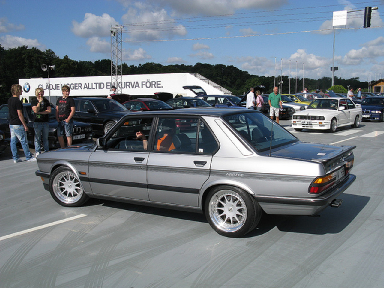 BMW 535i Hartge E28 | Flickr - Photo Sharing!