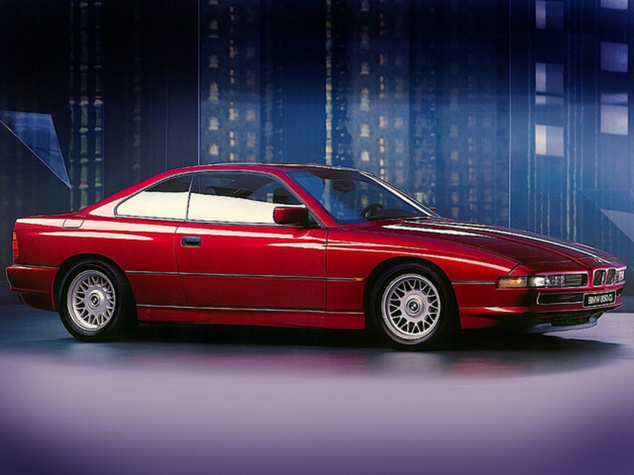 BMW 850 Ci (E31) | Flickr - Photo Sharing!