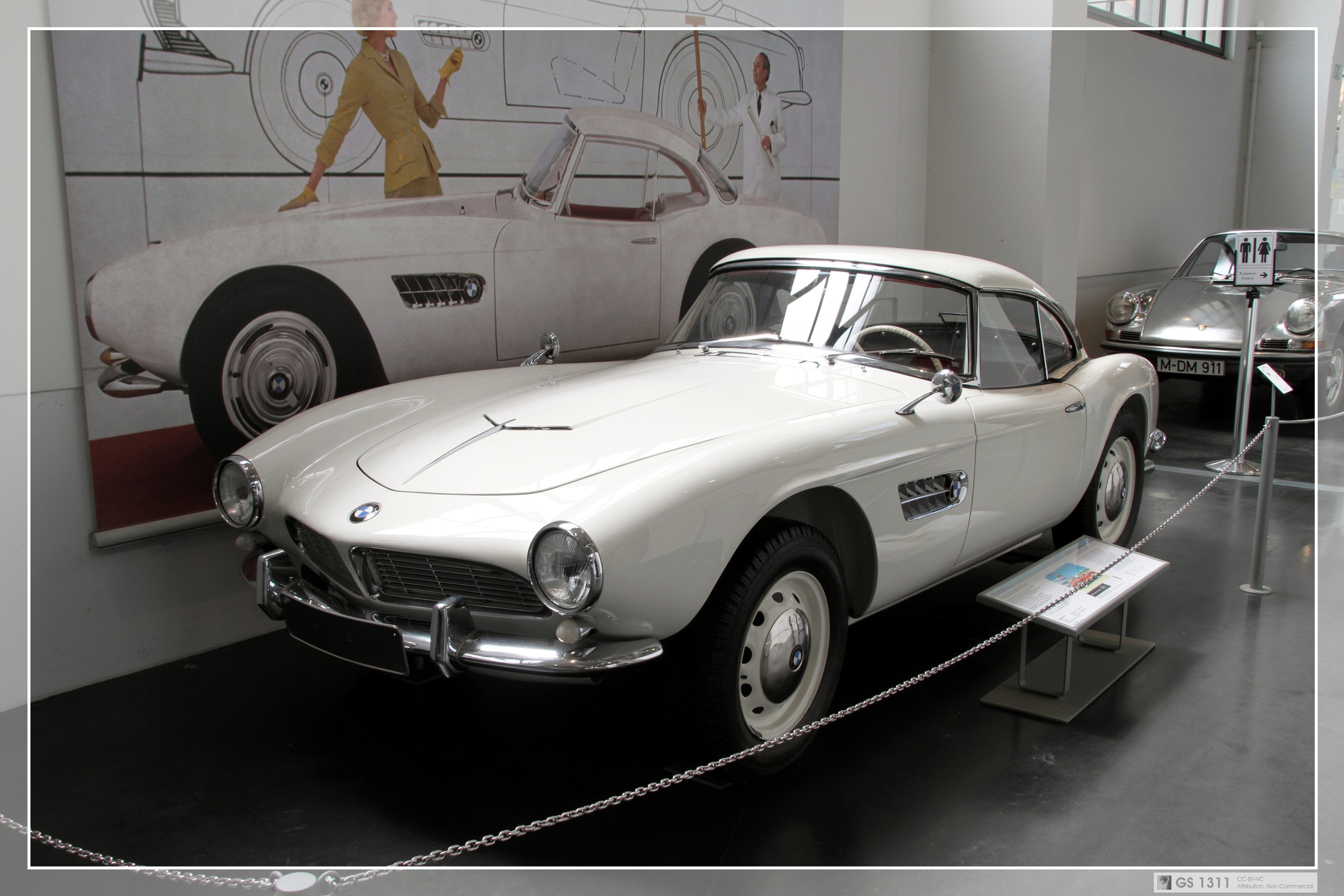 1955 BMW 507 (16) | Flickr - Photo Sharing!